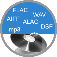 audio files formats