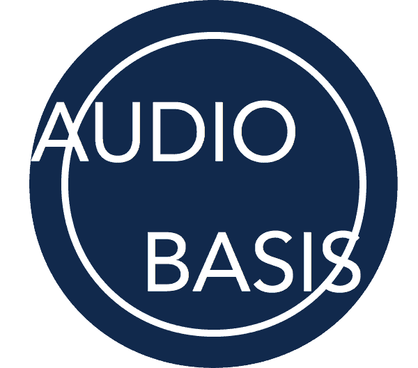 Audio Basis -  series of educational articles logo
