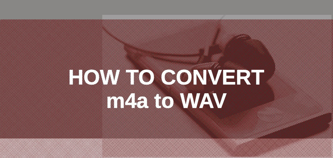 Convert m4a to wav under Windows, Mac OSX