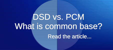 DSF vs PCM. What is common base? [Article]