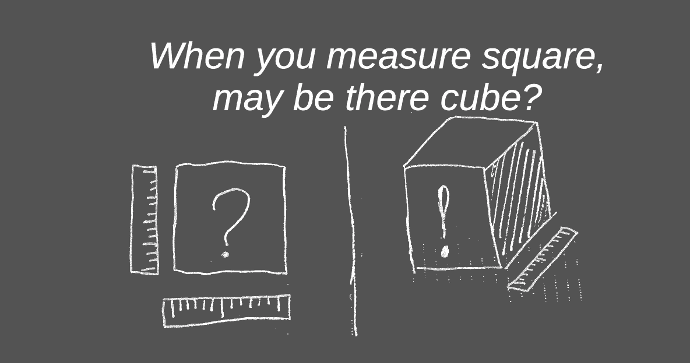 How measure audio