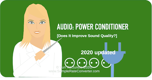 Power Conditioner for Audio. It is real advantage?
