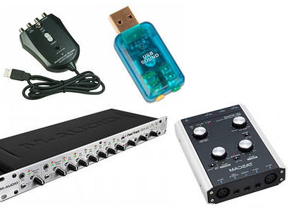 Sound Card USB