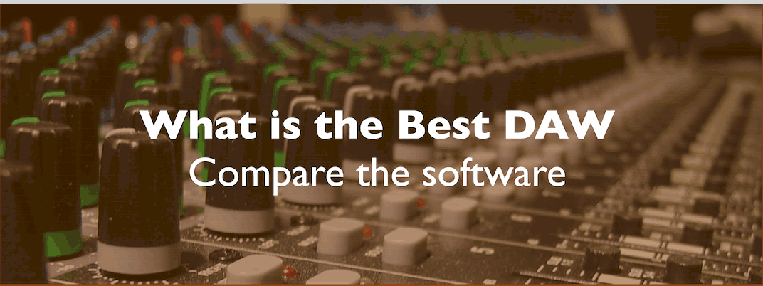 What is the best DAW