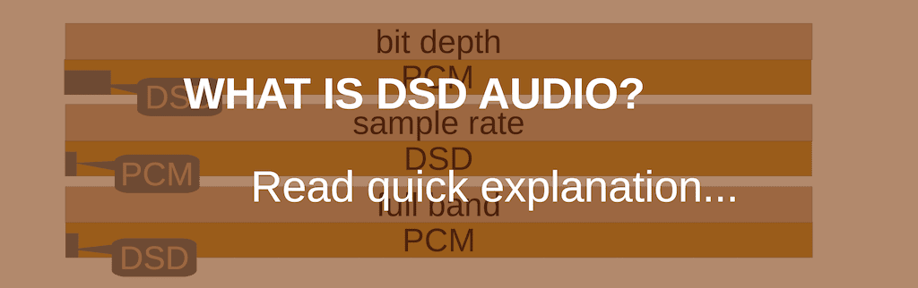 What Is DSD Audio? [Quick Explanation]