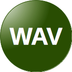 wav file format audio